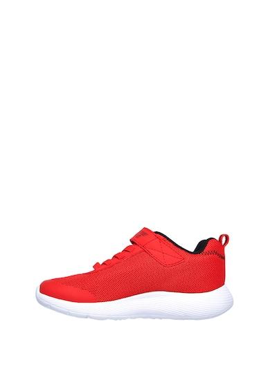 Skechers Мрежести спортни обувки Dyna-Lights с импрегнирани детайли Момичета