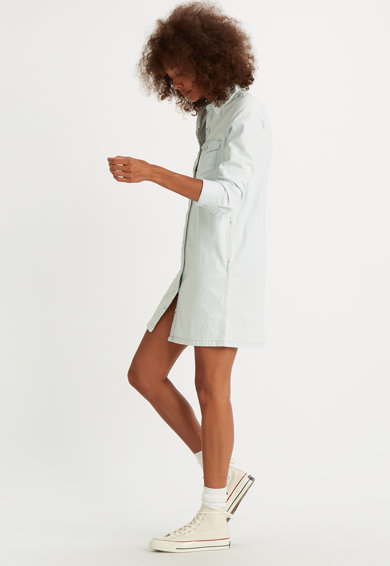 Levi's Дънкова рокля тип риза Жени