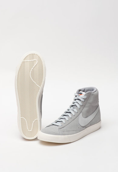 Nike Велурени спортни обувки Blazer Mid '77 Мъже