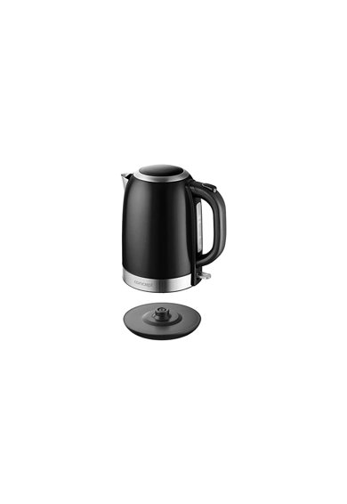Concept Fierbator  , 2200 W, 1.7 l, filtru detasabil, Negru Femei