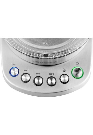 Concept Fierbator  , 2200 W, 1.7 l, 4 trepte de reglare a temperaturii, functie Keep Warm, filtru detasabil Femei