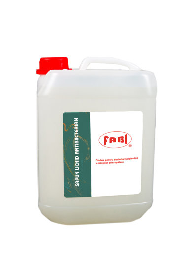 Fabi Sapun lichid antibacterian  5000 ml Femei