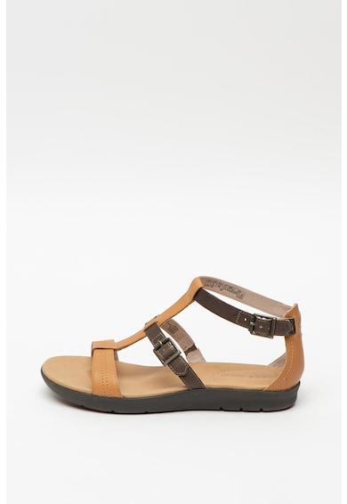 Timberland Sandale din piele Branford Femei