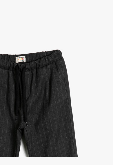 KOTON Pantaloni sport drepti cu snur Baieti
