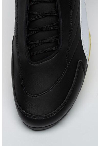Puma Pantofi sport din piele ecologica Sf Kart Cat III Barbati