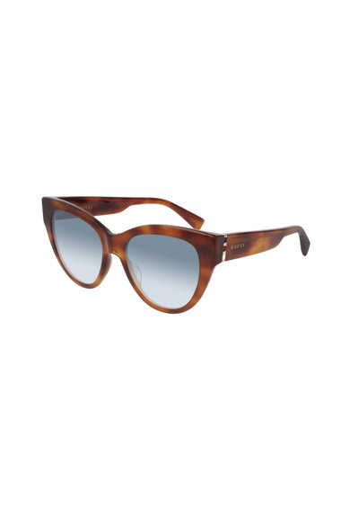 Gucci Слънчеви очила стил Cat-Eye Жени