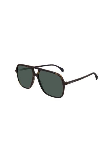 Gucci Квадратни слънчеви очила Мъже