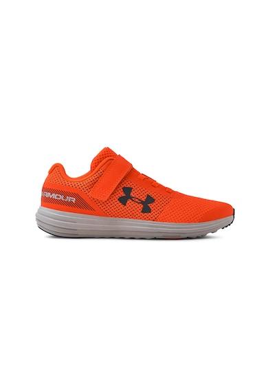 Under Armour Pantofi cu insertii perforate, pentru alergare Surge Baieti