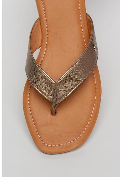 UGG Papuci flip-flop de piele ecologica Tuolumne Femei