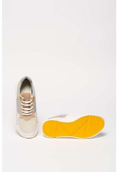 Gant Cocoville colorblock sneaker bőr és nyersbőr szegélyekkel női