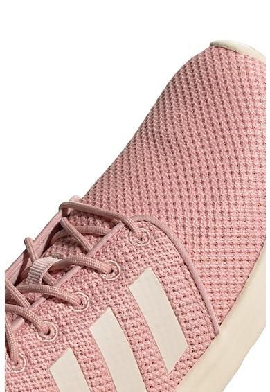 adidas Performance Pantofi din plasa, pentru alergare QT Racer Femei