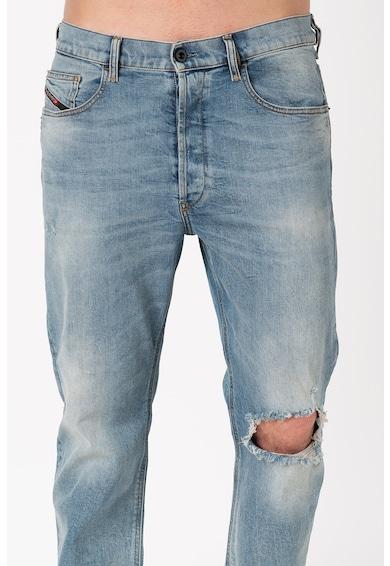 Diesel Свободни дънки D-Eetar с протрити колене Мъже