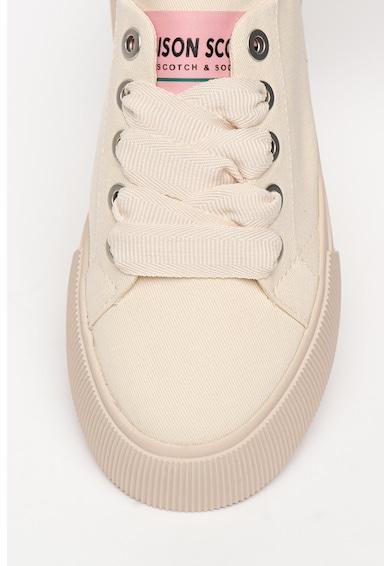 Scotch & Soda Zadie flatform vászon sneaker női