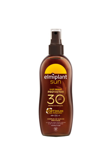 Elmiplant Ulei autobronzant cu protectie solara  Sun, 150 ml Femei