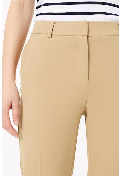 Marks & Spencer Pantaloni slim fit cu gaici pentru curea Femei