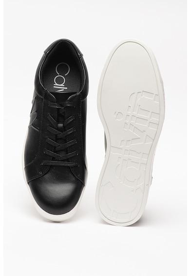 CALVIN KLEIN Pantofi sport de piele ecologica Boone Barbati