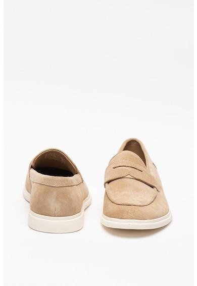 CALVIN KLEIN Pantofi loafer de piele intoarsa Timothy Barbati