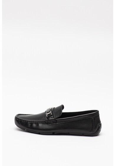CALVIN KLEIN Pantofi loafer de piele Kierson Barbati