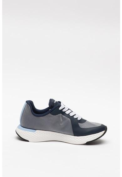 CALVIN KLEIN JEANS Pantofi sport de piele ecologica si material textil Amedea Femei