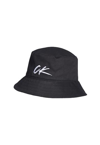cea mai fină selecție calitate stabilă cele mai ieftine Palarie bucket unisex cu logo brodat CALVIN KLEIN (KU0KU00059-BEH) |  Fashion Days