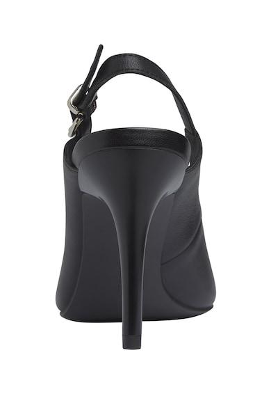 Tommy Hilfiger Pantofi de piele cu bareta slingback Femei