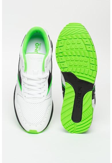 Mizuno GV87 uniszex műbőr sneaker bőrszegélyekkel női