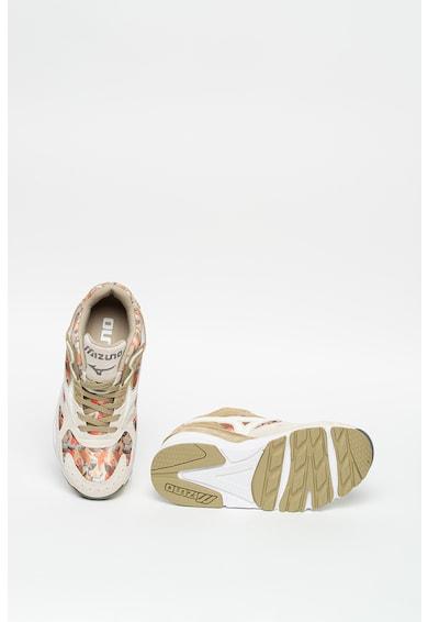 Mizuno Sky Medal Falling Leave sneaker nyersbőr és bőr részletekkel női