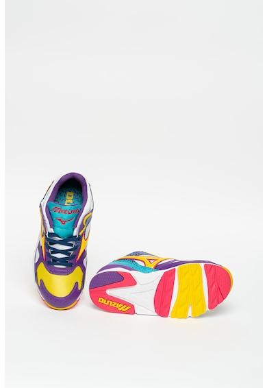 Mizuno Sky Medal Fresh 90's colorblock dizájnos sneaker női