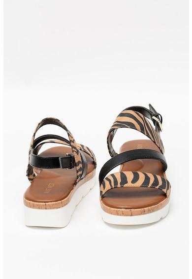 NINE WEST Sandale cu animal print Billie Femei