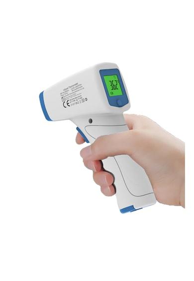 BSX Termometru digital cu infrarosu, fara contact, 906 Femei