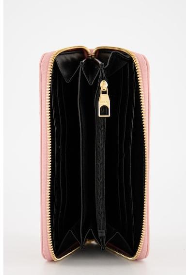 Versace Jeans Couture Портмоне от еко кожа с нитове Жени