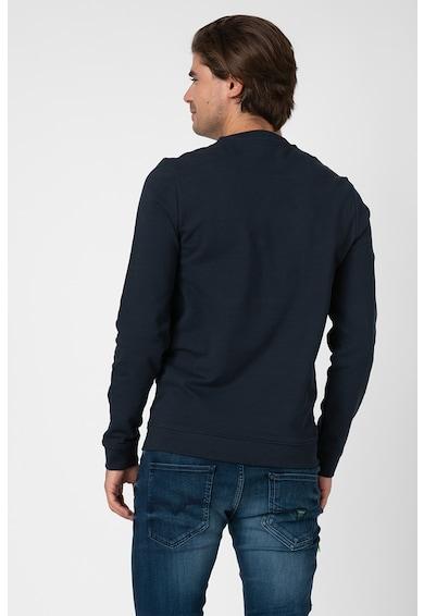 GUESS JEANS Bluza sport cu imprimeu logo supradimensionat gg Barbati