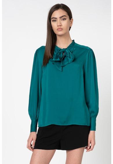 GUESS JEANS Bluza cu aspect satinat Femei