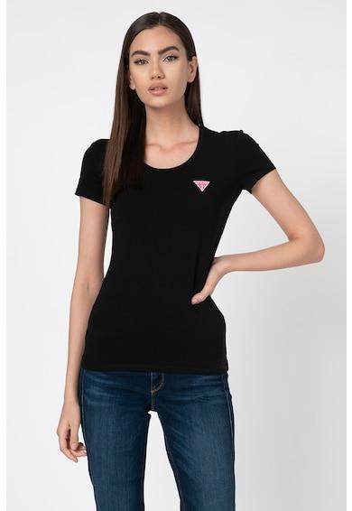 GUESS JEANS Tricou cu logo Femei