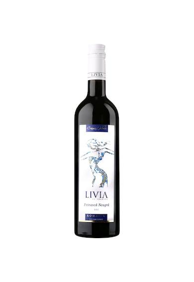 Livia Vin  Feteasca Neagra, Rosu, 0.75L Femei