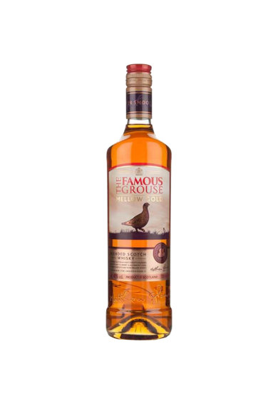 Famous Grouse WHISKY  MELLOW GOLD, 40%, 1L Femei