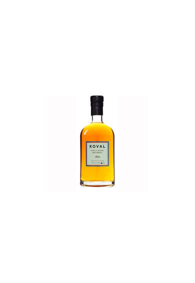 KOVAL WHISKY  SINGLE BARREL MILLET, 40%, 0.5L Femei