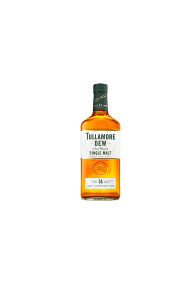Tullamore Dew WHISKY  14YO SINGLE MALT, 41.3%, 0.7L Femei