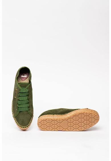 Love Moschino Nyersbőr sneaker női