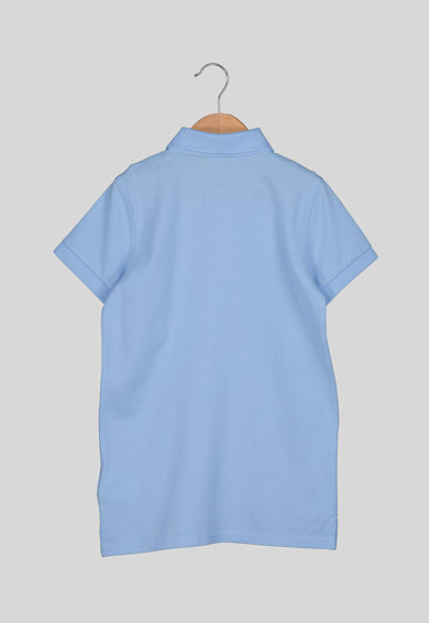 Gant Tricou polo din material pique Fete