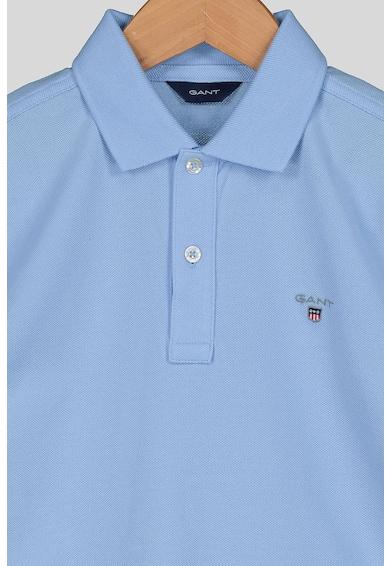 Gant Galléros póló kis hímzett logóval Lány