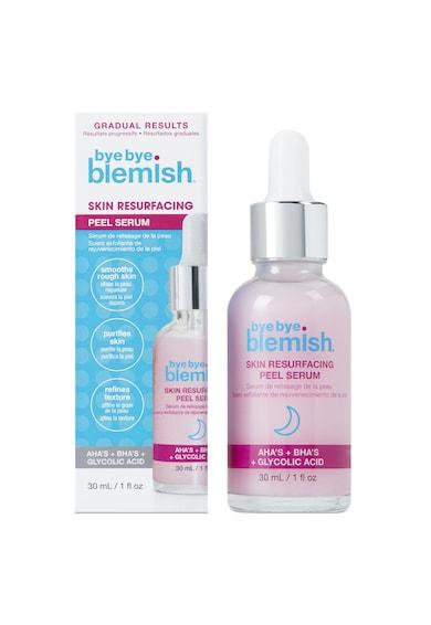 Bye Bye Blemish Serum pentru ten  Resurfacing Peel, 30ml Femei
