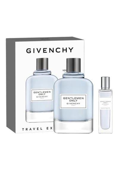 Givenchy Set  Gentlemen Only, Barbati: Apa de Toaleta, 100 ml + Apa de Toaleta, 15 ml Barbati