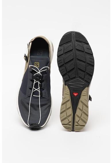 Salomon Pantofi cu decupaje, pentru drumetii Tech Amphib 4 Barbati