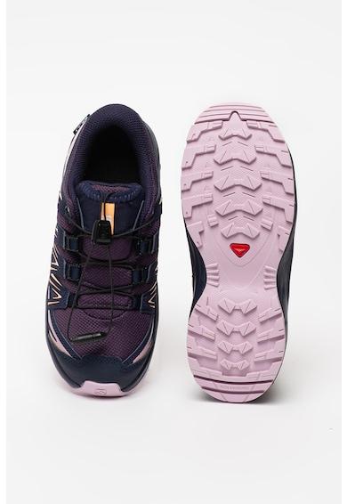 Salomon Pantofi cu insertii de plasa, pentru alergare Xa Pro Fete
