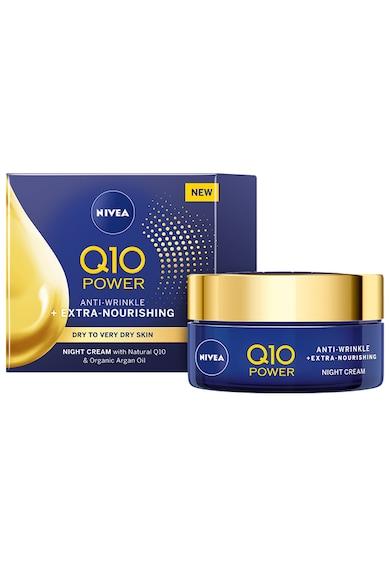 Nivea Crema de noapte  Q10 Power antirid plus intensiv hidratanta, pentru ten uscat, 50 ml Femei