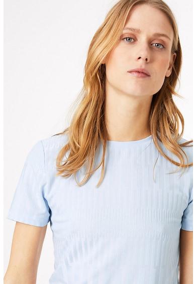 Marks & Spencer Tricou slim fit cu aspect texturat Femei