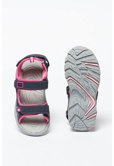 Gioseppo Sandale de piele ecologica, cu velcro Aachen Fete