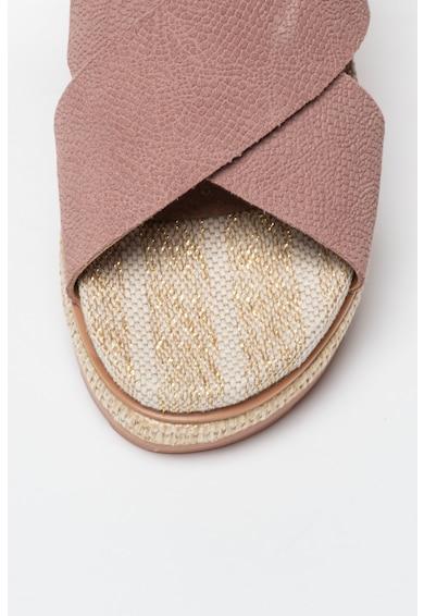 Gioseppo Sandale wedge de piele Russi Femei