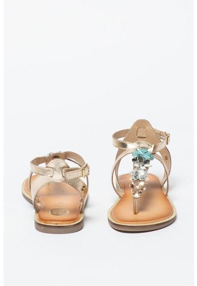 Gioseppo Sandale de piele cu bareta separatoare Ucata Fete